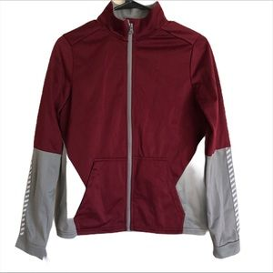 Athletic Works Red Track Jacket Size XL